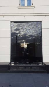 frameless grey glass doors 02
