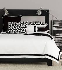 bedroom black and white bed home design as wells bedroom exciting gallery bedding ideas black