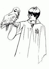 15 Awesome Harry Potter Cartoon Coloring Pages Karen Coloring Page