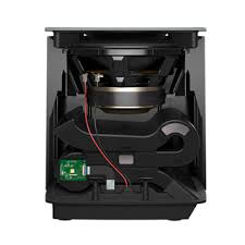 bose car subwoofer. this newly designed subwoofer delivers a dynamic range of bass from powerful driver and generously sized port with quietport technology that virtually bose car