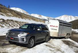 2015 Lexus LX570: Ike Gauntlet Extreme Towing Review [Video] - The ...
