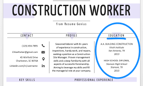 Resume Pro How To Write A Great Resume The Complete Guide Resume Genius