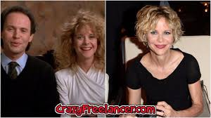meg ryan had pla some minor roles in both film and television before she landed her big role as sally in the 1989 film when harry met sally didn t we