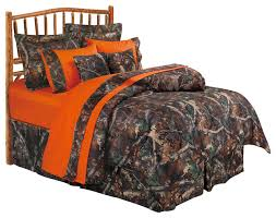 oak camo comforter set twin