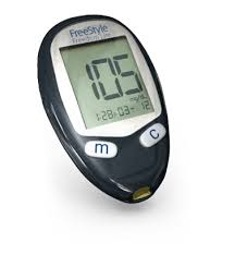 Tracking Blood Sugar Levels Blood Glucose Meters Blood Sugar Monitor Freestyle Freedom Lite
