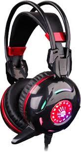 <b>Наушники Bloody G300</b> Black/Red (4711421921183) купить в ...