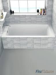 60 x 28 bathtub alcove x bathtub 60 x 28 inch bathtub