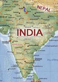map of nepal india awdb Nepal India Map deported nepali film student's husband untraceable map of nepal india nepal india border map