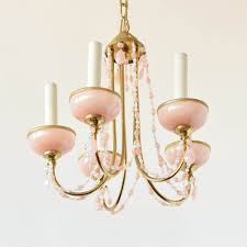 vintage italian chandelier with opalescent crystals 1 000