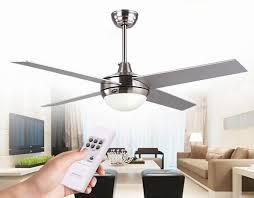 2018 Modern Unique Ceiling Fan Lights Fan With Remote Control