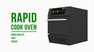 Fast Cooking Ovens Rapid Cook Oven Easy And Fast For Cooking Food Youtube
