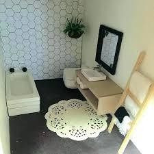 modern miniature furniture. Miniature Furniture Make Modern Dollhouse With Homemade Dolls House Renovation . E