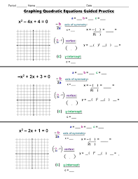 algebra resources my quadratic unit