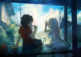 Image result for دانلود انیمه Anohana: The Flower We Saw That Day