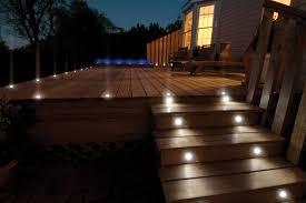 ideas for outdoor deck lighting