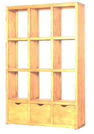 natural wood bookcase built in freestanding shelving units designs natural wood bookcase cube natural wood childrens