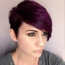 Short Bright Coloured Hairstyles Popsugar Beauty Uk