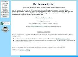 Professional Resume Critique Monster Resume Writing Service Review Resume Ideas Resume