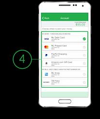 4 deposit checks to paypal amazon or banks