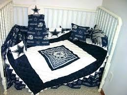 dallas cowboy bedding sets cowboys crib cowboys piece crib bedding set with pic star ideas cowboy