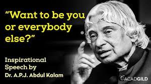 Abdul Kalam Motivational Speech Apj Abdul Kalam Inspirational Speech Culture Of Excellence