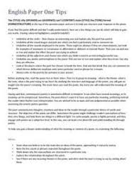 how to write world literature essays ib