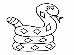 Small Picture Printable Snake Coloring Pages Kids Colorinenet 17711