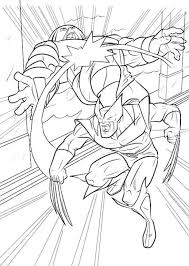 Small Picture Wolverine coloring pages and the x men ColoringStar