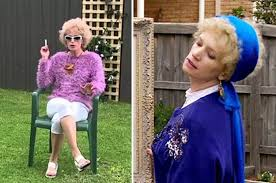 29 times kath from kath and kim was