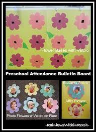 Preschool Attendance Job Chart Preschool Attendance
