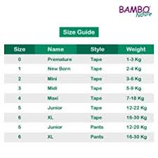 Bambo Nature Premium Baby Diapers Extra Large Size 44 Count For Kids Upto 3 Years Super Absorbent And Eco Friendly