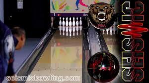 Bear Pattern Bowling