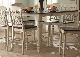 white counter height kitchen table sets table setting design bar height dining table height