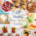 after   school health snacks for kids