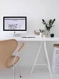 minimalist home office design. Scandinavian Minimalist Home Office UK Design
