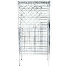 4 shelf wire rack use this regency x wine with posts for your high volume storage