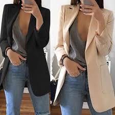 Fashion Slim Blazers <b>Women</b> Autumn <b>Spring Suit Jacket</b> Female ...