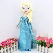 Búp bê bông công chúa Elsa cao 50cm