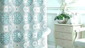 Teal Patterned Curtains Best Decoration Teal Patterned Curtains Gold Large Size Of And Drapes