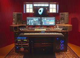 custom computer desk designs some ideas choosing recording studio furniture home design regarding desk remodel