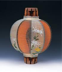 「岐阜提灯 伝統的工芸品 画像」の画像検索結果