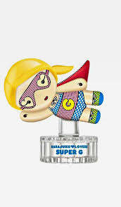 #<b>Harajuku Lovers Super</b> G Eau De Toilette Spray (Limited Edition ...