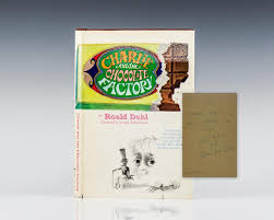 charlie and the chocolate factory by roald dahl first edition  charlie and the chocolate factory by roald dahl first edition knopf abebooks