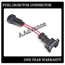 denso fuel injectors to ev1 male female wiring harness denso fuel injectors to ev1 male female wiring harness automotive electrical connectors