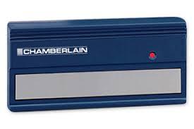 Chamberlain 750CB Single Button Remote Control Garage Door Opener