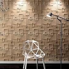 3d board wall art decorative wave panel interior sculptural embossed home decor mdf diy modern textured