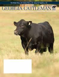 Georgia Cattleman October 2018 by Georgia Cattlemen's Association - issuu