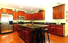 Image Granite Black Images Of Light Cherry Kitchen Cabinets Ideas Wood Cherry Kitchen Cabinets Freizeitparksfreizeitparkinfo Cherry Cabinets Kitchen Colors Ideas Paint To Match Grey House