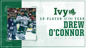 O'Connor Named Co-Player of the Year, Four Players Earn All-Ivy Honors -  Dartmouth College Athletics
