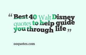 Walt Disney Quotes About Life